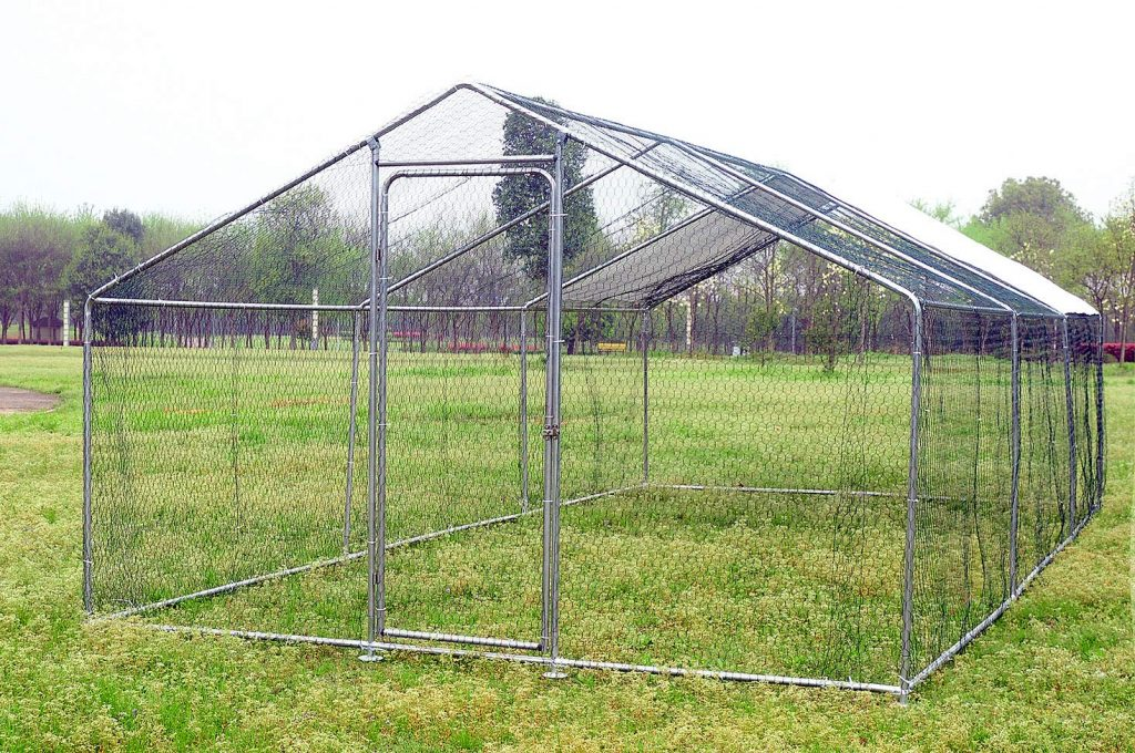 Cages and Enclosures Installation Charlotte